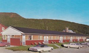 The Gannet Motel , PERCE , Quebec , Canada , 50-60s