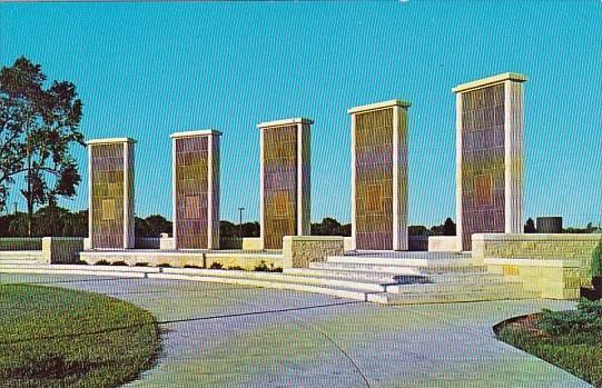 Eisenhower Center Abilene Kansas