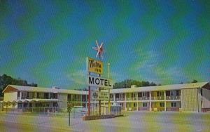 Nebraska Kearney Western Inn Motel