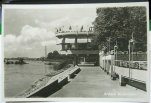 Netherlands Arnhem Rijnpaviljoen RPPC - unposted