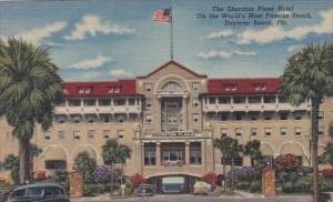 Florida Daytona Sheraton Plaza Hotel Curteich