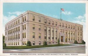 Nebraska Omaha Supreme Forest Woodmen Circle National Headquarters Building C...