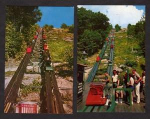 NH Lot 2 Mt Cranmore Ski CONWAY NEW HAMPSHIRE Postcards