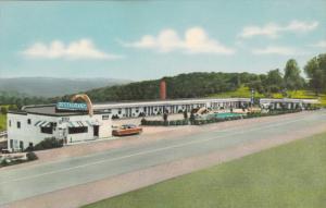 ST. CLAIRSVILLE , Ohio , 50-60s ; Floridian Motel & Restaurant