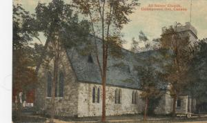 COLLINGWOOD , Ontario, Canada, 1900-10s ; All Saints English Church #2