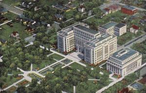 Alabama Birmingham Court House