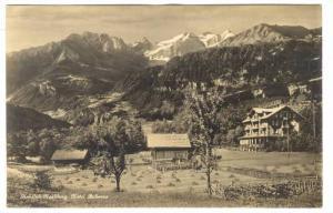 RP, Scene, Hotel Bellevue, Hohfluh- Hasliberg, Berne, Switzerland, 1920-1940s