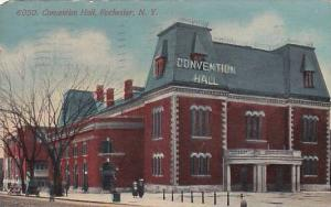 New York Rochester Convention Hall1916