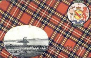 Scotland, Escocia Stewarts of Appin Castle Stalker Stewarts of Appin Castle S...