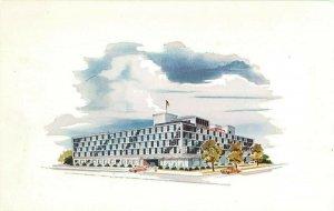 Postcard The Milwaukee Inn, Milwaukee, WI