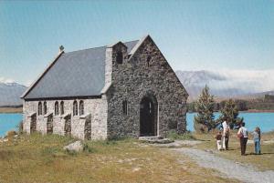 Church of the Good Shepheard , Lake Tekapo , Canterbury , New Zealand , 50-70s