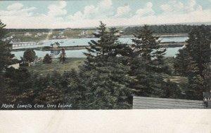 PORTLAND, Maine, 1901-07; Lowells Cove, Orrs Island