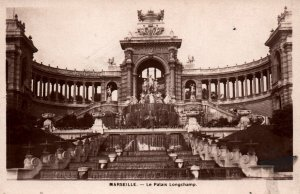 Le Palais Longchamp,Marseille,France BIN