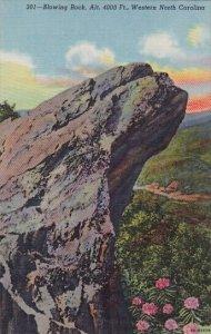 Blowing Rock Altitude 4000 Feet Western North Carolina