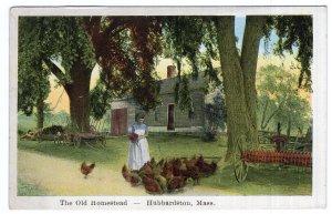 Hubbardston, Mass, The Old Homestead