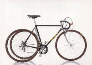 Bob Jackson Tricycle British UK 1995 Bicycle Bike Cycle Postcard
