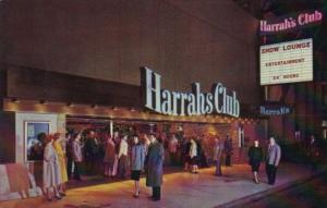 Nevada Reno Harrah's Club 1963