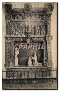 Old Postcard Nancy Tomb of Rene II