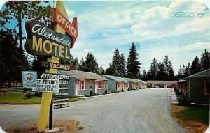 ID, Coeur d' Alene, Idaho, Alexander Motel, Dexter No. 25911-B