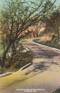 Indiana Madison Michigan Hill State Road 29