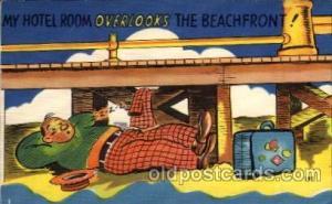 Comic Postcard Comical Post Card Old Vintage Antique Carte, Postal Postal  Co...