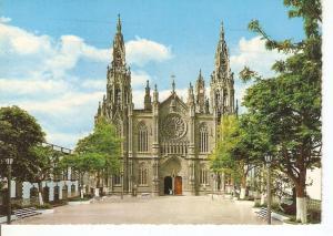 Postal 042666 : Las Palmas de Gran Canaria. Catedral