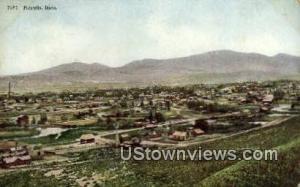 Pocatello, ID, Post Cards;   Pocatello, Idaho Pocatello ID 1912