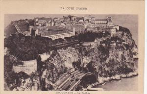 Monaco Le Rocher