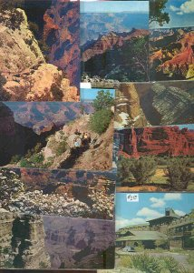 cpc141 postcard collection FIFTY Grand Canyon
