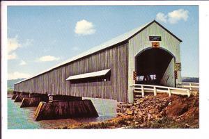 Covered Bridge, Upper Dorchester, New Brunswick