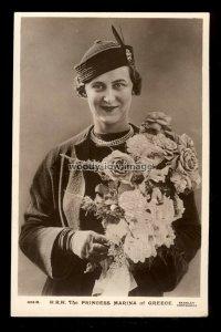 r4422 - The H.R.H. Princess Marina of Greece - No.305.O. - postcard