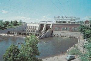 MONTICELLO , Indiana , 1950-70s ; Oakdale Dam
