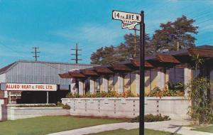 Allied Heat & Fuel Company , Vancouver , B.C. , Canada , 40-60s