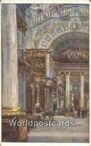 Wien, Vienna Austria, Österreich Nationalbibliothek Prunksaal  Nationalbibli...