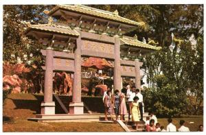 New Par Villa Tiger Balm Singapore China Publisher A.S.M.K. & Co. Postcard
