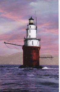 Mile Rocks Lighthouse Entrance To San Francisaco Bay California