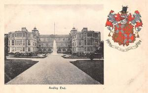 Audley End House Fountain Saffron Walden Essex