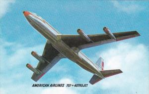 American Airlines Boeing 707 Astrojet 1962
