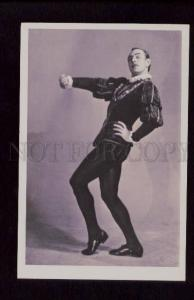 074507 BELSKY Russia BALLET Star SWAN LAKE Old Photo