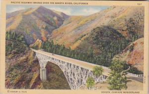California Pacific Highway Bridge Over The Shasta River