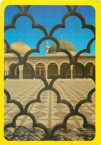 Tunisia Monastir Bourguiba mosque