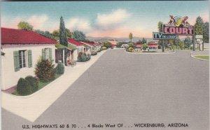 Arizona Wickenburg Double J Court sk2847