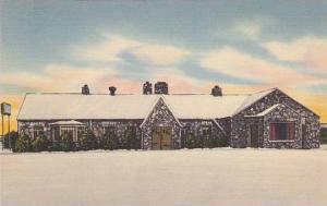 Rustic Rock Inn, Sikeston, Missouri, 30-40s