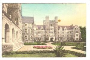 Medical School from Chemistry Building, Duke University, Durham, North Caroli...
