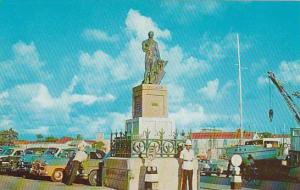 Barbados Lord Nelson Monument