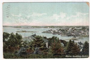 Maine, Boothbay Harbor
