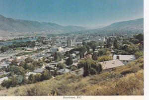 KAMLOOPS , B.C. , Canada , 50-70s ; Panorama