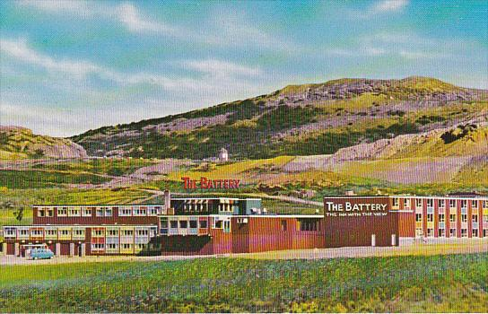 Canada The Battery Inn St Johns Newfoundland