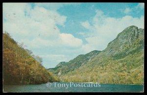 Profile Lake and Eagle Cliff - Franconia Notch