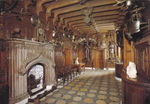 England Abbotsford The Entrance Hall